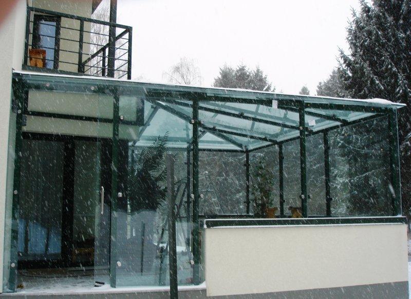 [:et]Klaasist talveaed terrassil[:fi]Lasinen talvipuutarha terassilla [:ru]Стеклянный зимний сад на террасе