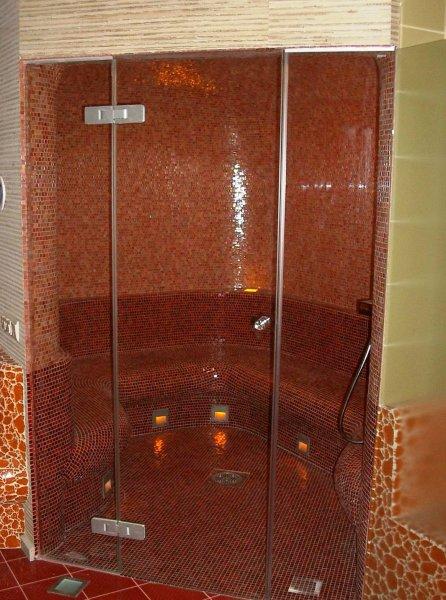 [:et]Aurusauna klaassein[:fi]Höyrysaunan lasiseinä[:ru]Стеклянная стена турецкой бани